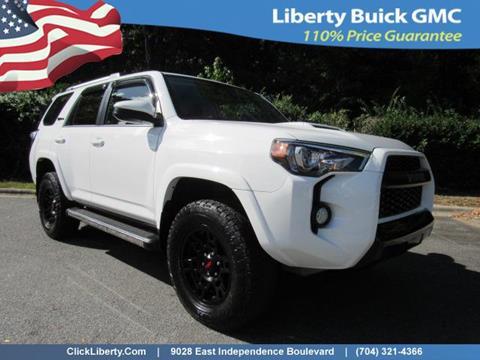 2016 Toyota 4Runner for sale in Matthews, NC