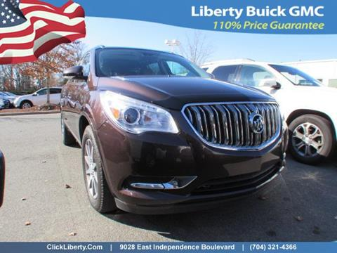 Liberty Buick GMC is a Charlotte GMC, Buick dealer and a new car ...