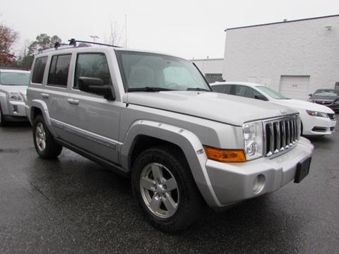 2007 Jeep Commander for sale in Matthews, NC