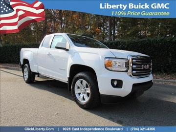 2016 GMC Canyon for sale in Matthews, NC