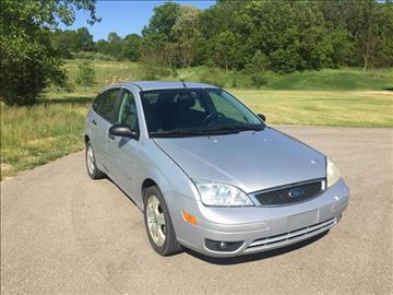 2007 Ford Focus for sale at One Source Motors in Rockford MI