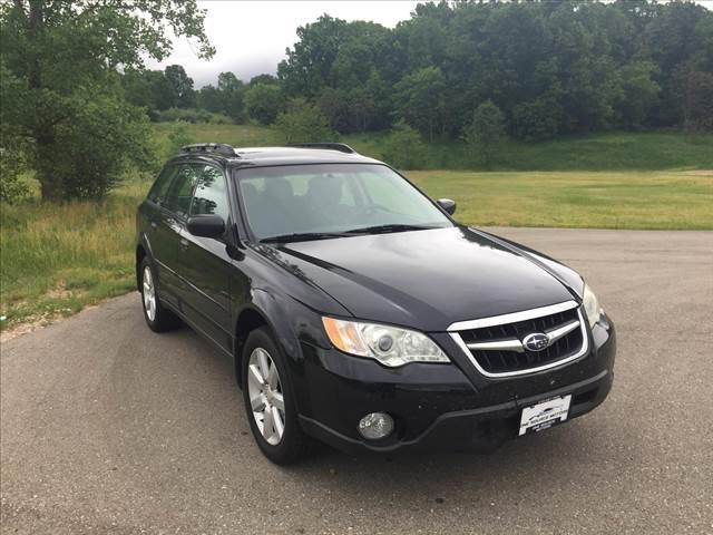2008 Subaru Outback for sale at One Source Motors in Rockford MI