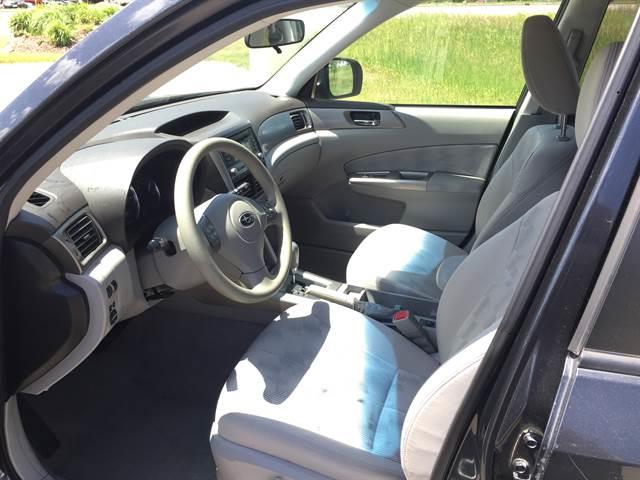 2010 Subaru Forester for sale at One Source Motors in Rockford MI