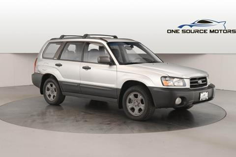 2003 Subaru Forester for sale in Rockford, MI