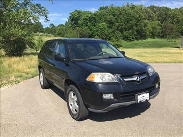 2004 Acura MDX for sale at One Source Motors in Rockford MI