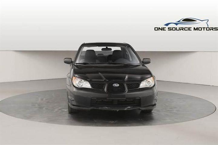 2006 Subaru Impreza for sale at One Source Motors in Rockford MI