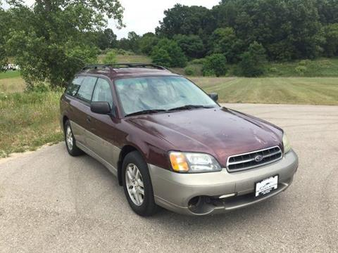 2000 Subaru Outback for sale at One Source Motors in Rockford MI