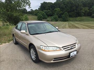 2002 Honda Accord for sale at One Source Motors in Rockford MI