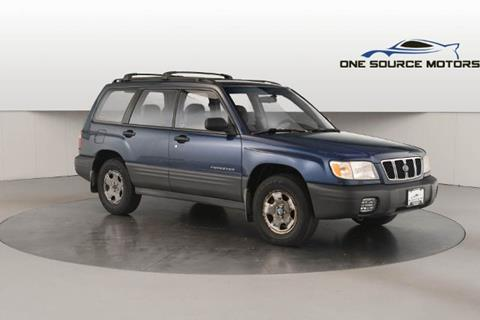 2002 Subaru Forester for sale in Rockford, MI