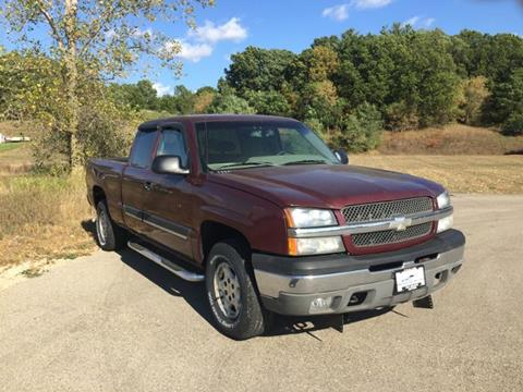 2003 Chevrolet Silverado 1500 for sale in Rockford, MI