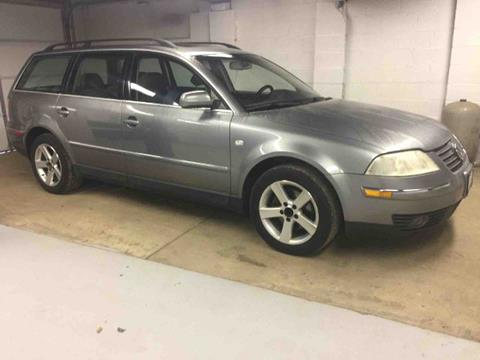 2004 Volkswagen Passat for sale in Rockford, MI
