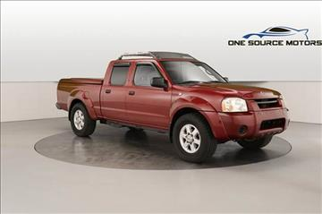 2004 Nissan Frontier for sale at One Source Motors in Rockford MI