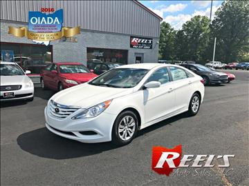 2011 Hyundai Sonata for sale in Orwell, OH