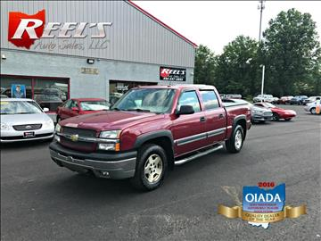 2005 Chevrolet Silverado 1500 for sale in Orwell, OH