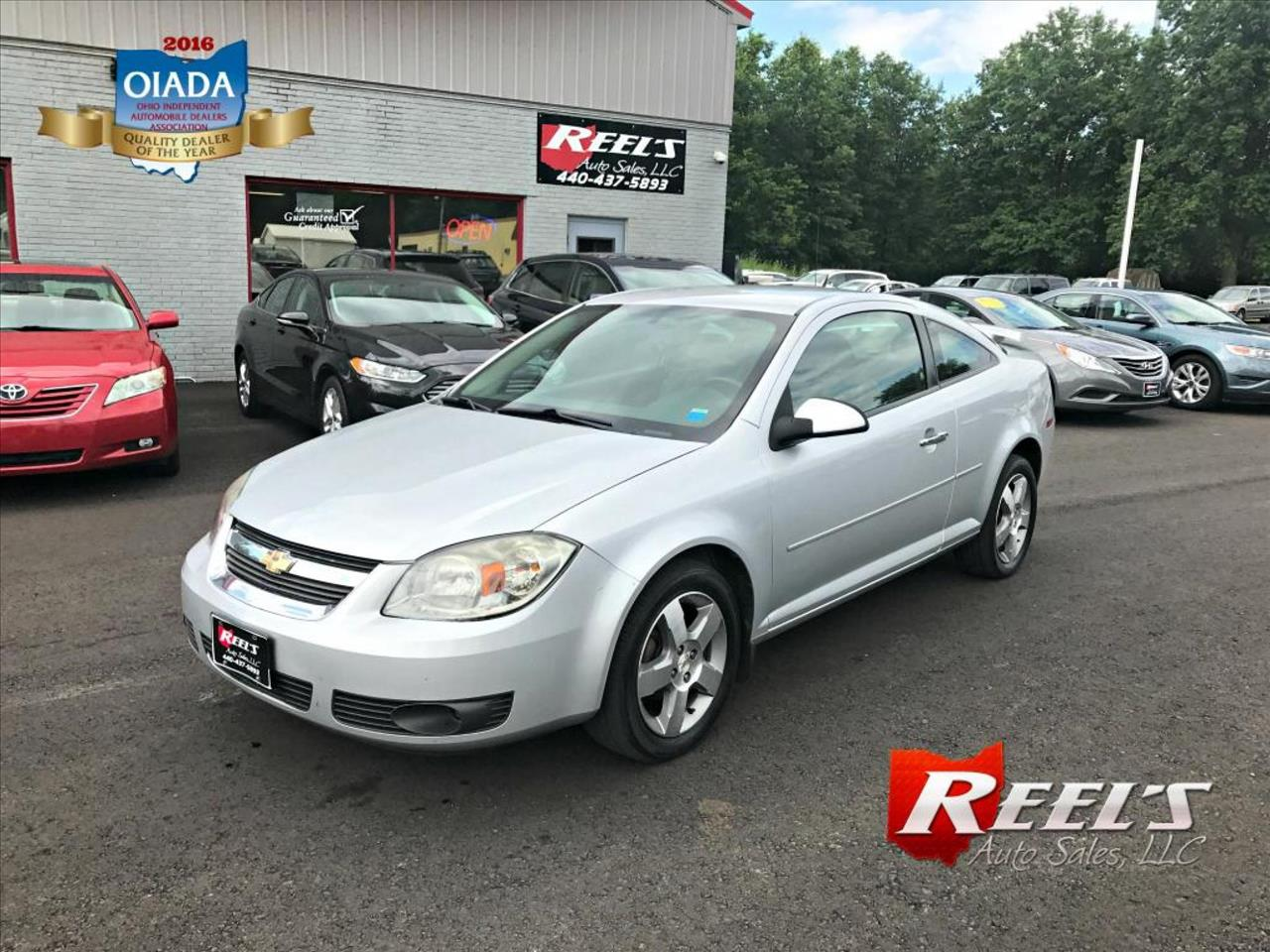 2010 Chevrolet Cobalt LT 2dr Coupe   Orwell OH