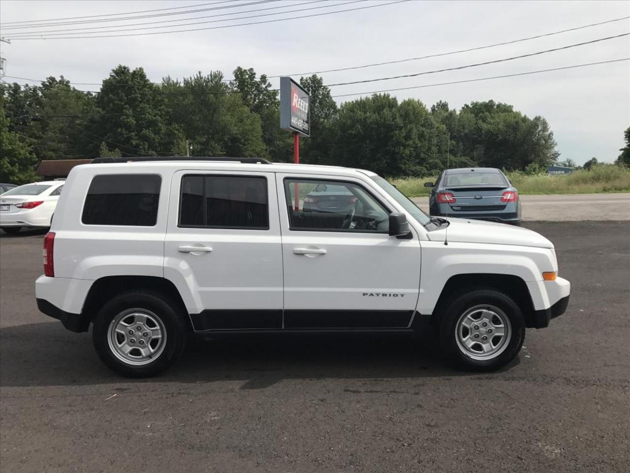 2014 jeep patriot 4x4 sport 4dr suv in orwell oh - reel's auto s