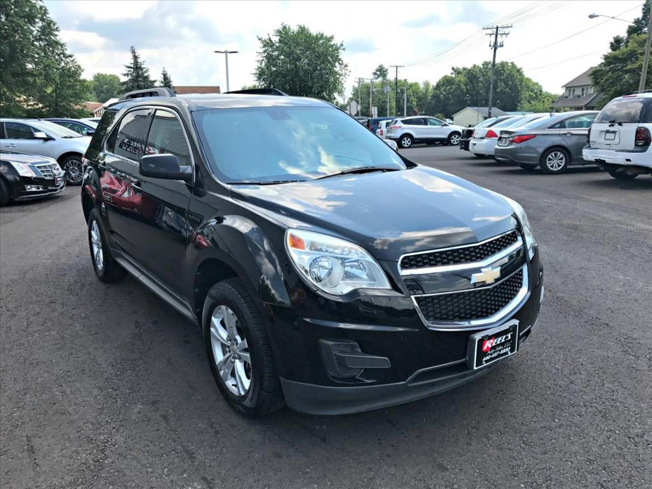 2011 Chevrolet Equinox LT 4dr SUV w/1LT In Orwell OH - Reel's Auto ...