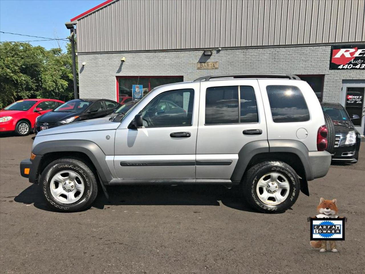 2006 jeep liberty sport 4dr suv 4wd in orwell oh - reel's auto s