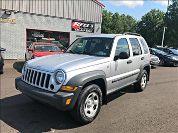 2006 Jeep Liberty for sale in Orwell, OH