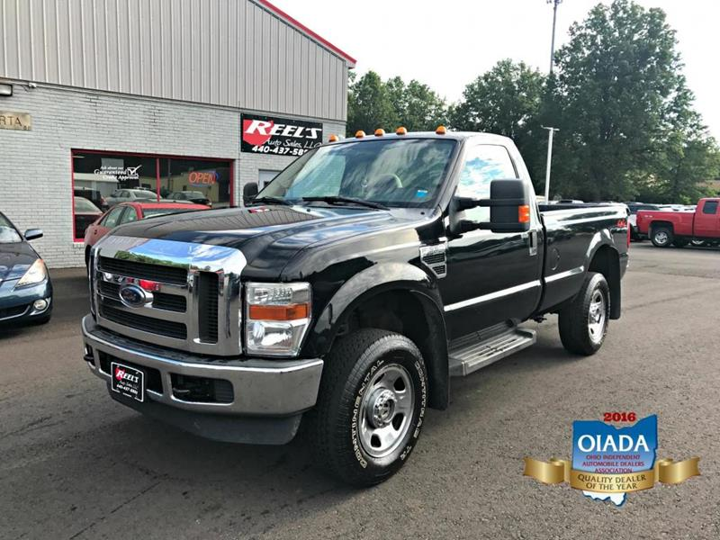 2008 ford f 350 super duty regular cab pickup 2 dr in orwell oh