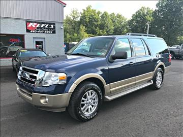 2011 Ford Expedition EL for sale in Orwell, OH