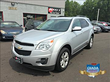 2010 Chevrolet Equinox for sale in Orwell, OH