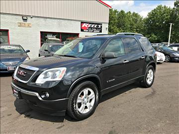 2008 GMC Acadia for sale in Orwell, OH