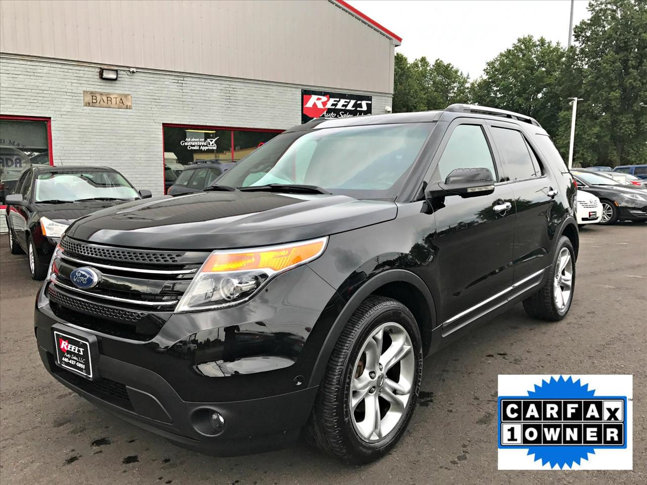 2011 Ford Explorer AWD Limited 4dr SUV - Orwell OH