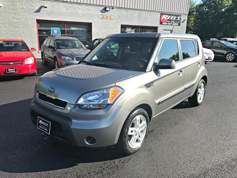 2011 Kia Soul for sale in Orwell, OH