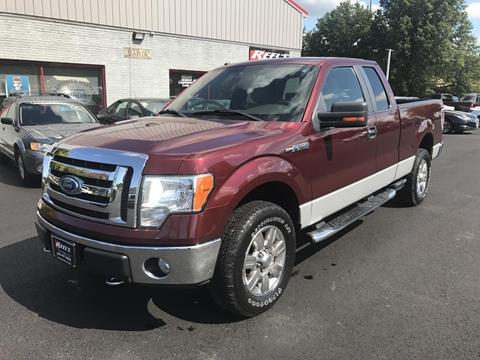 2009 Ford F-150 for sale in Orwell, OH