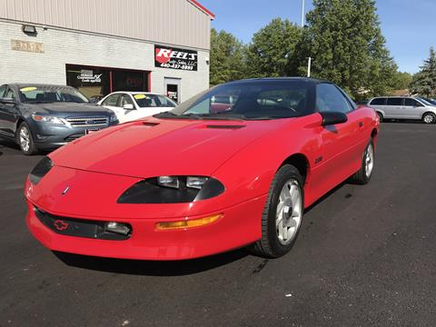 1995 Chevrolet Camaro for sale in Orwell, OH