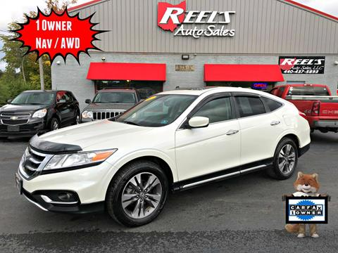 2013 Honda Crosstour for sale in Orwell, OH