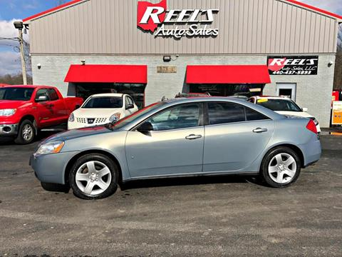 2009 Pontiac G6 for sale in Orwell, OH