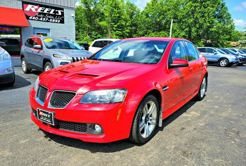 2008 Pontiac G8 for sale in Orwell, OH