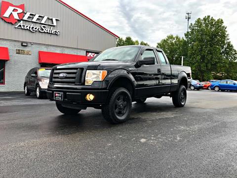 2010 Ford F-150 for sale in Orwell, OH