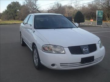 2006 Nissan Sentra for sale in Austin, TX