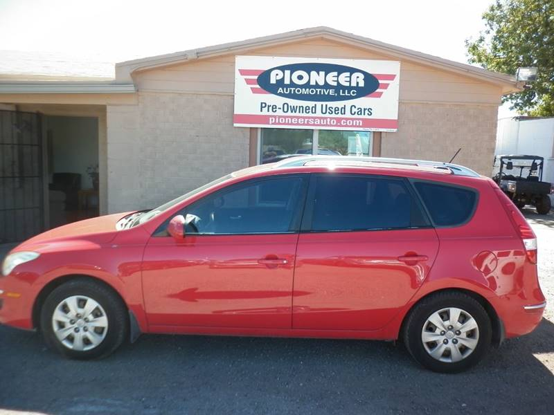2011 Hyundai Elantra Touring For Sale At Pioneer Automotive LLC In Tucson AZ