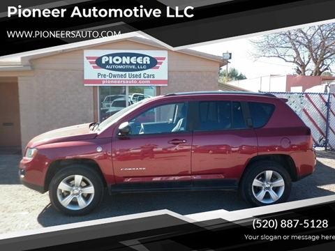 2015 Jeep Compass for sale in Tucson, AZ