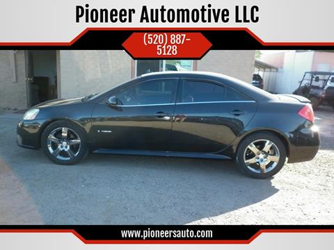 2008 Pontiac G6 for sale in Tucson, AZ
