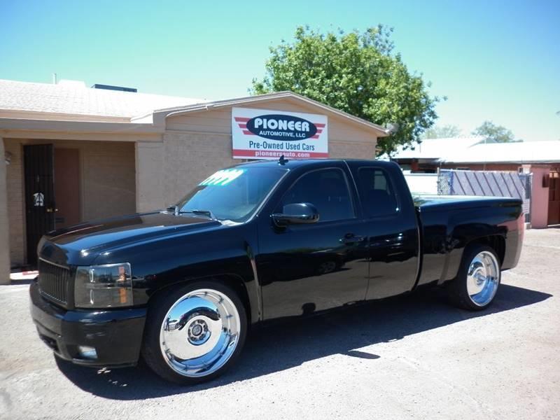 Pioneer Auto Sales >> Pioneer Automotive Llc Car Dealer In Tucson Az