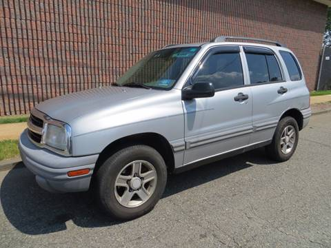 2003 Chevrolet Tracker for sale in Elizabeth, NJ