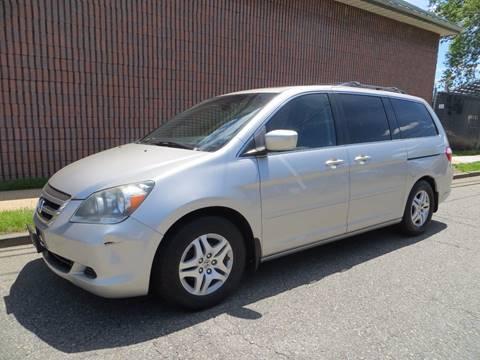 2007 Honda Odyssey for sale in Elizabeth, NJ