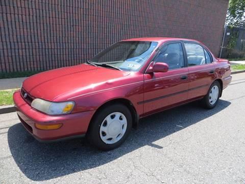 1996 Toyota Corolla for sale in Elizabeth, NJ
