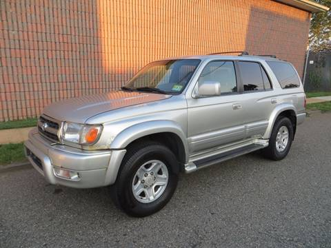 2000 Toyota 4Runner for sale in Elizabeth, NJ