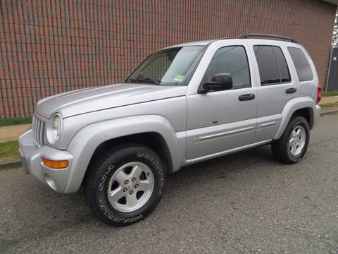 2002 Jeep Liberty for sale in Elizabeth, NJ