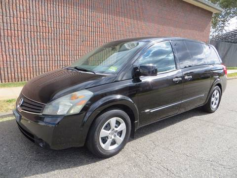 2007 Nissan Quest for sale in Elizabeth, NJ