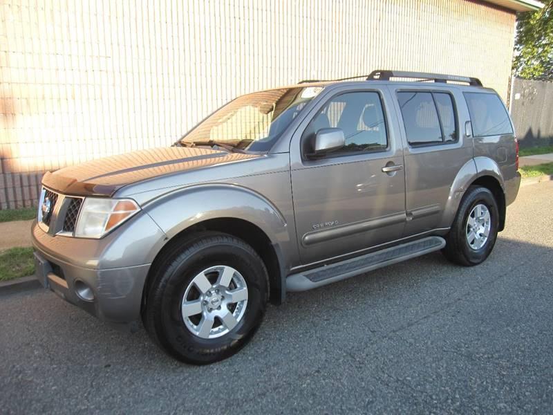 2005 Nissan Pathfinder For Sale At Mike C Auto Import In Elizabeth NJ