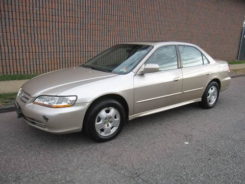 2001 Honda Accord For Sale In Elizabeth, NJ