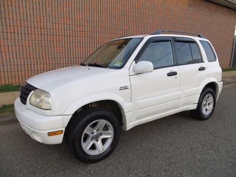 2002 Suzuki Grand Vitara for sale in Elizabeth, NJ