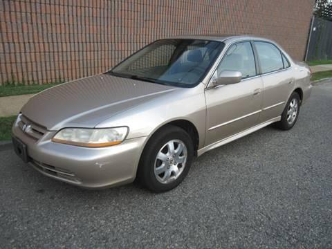 2001 Honda Accord for sale in Elizabeth, NJ